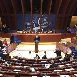 """Klaus Iohannis în cadrul Adunării Parlamentare a Consiliului Europei: """"Singura cale sustenabilă de dezvoltare a Republicii Moldova este calea europeană"""""""