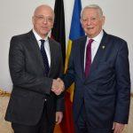 Germania are un nou ambasador la București. Cine este Cord Meier-Klodt