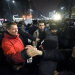 Cum a relatat presa internațională protestele din România