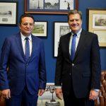 Michael Turner, congresman republican: Grupul de prieteni ai României din noul Congres al SUA își dorește un dialog intensificat cu Parlamentul României