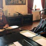 Angela Merkel, întrevedere la Berlin cu Francois Fillon. Purtător de cuvânt: Nu va exista o întâlnire cu Marine Le Pen, nu există niciun punct comun