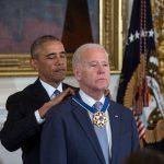 Barack Obama, ceremonie surpriză pentru vicepreședintele SUA: Joe Biden a fost decorat cu cea mai înaltă distincție a țării