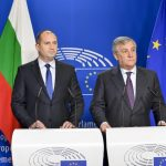 Președintele Parlamentului European, Antonio Tajani: Bulgaria este pregătită pentru a adera la Schengen