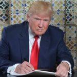 Președintele Donald Trump a promulgat noile sancțiuni economice împotriva Rusiei