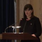 Laura Codruța Kovesi: Eforturile justiției au nevoie de stabilitatea cadrului legislativ și instituțional pentru a avea eficiență în combaterea corupției
