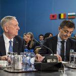 Secretarul Apărării din SUA, după prima sa deplasare la NATO: Pentru moment nu intenționăm o colaborare militară cu Rusia