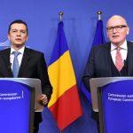 Sorin Grindeanu, întrevedere cu prim-vicepreședintele Comisiei Europene: Îmi doresc ca în anul 2019 să nu mai existe MCV