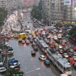 Partidul Național Liberal organizează o dezbatere privind soluționarea problemei traficului în București, cel mai aglomerat oraș din Europa