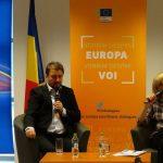 VIDEO. Comisarul european Corina Creţu, în dialog cu studenţii Facultăţii de Ştiinţe Politice, SNSPA, pe tema celor cinci scenarii privind viitorul Uniunii Europene