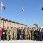 Comitetul NATO pentru politica de apărare în vizită la sistemul antirachetă de la Deveselu, un reper important al legăturii transatlantice