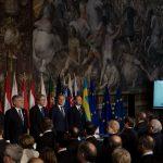 """Declarația UE de la Roma semnată de șefii de stat și de guvern și de liderii instituțiilor europene: """"Europa este viitorul nostru comun"""""""