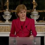 Premierul scoțian anunță organizarea unui nou referendum privind independența: Va avea loc între toamna lui 2018 și primăvara lui 2019