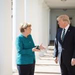 Angela Merkel și Donald Trump: ONU trebuie să sancționeze mai drastic Coreea de Nord