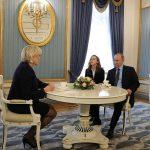 Vladimir Putin, întâlnire la Moscova cu Marine Le Pen: Ar fi foarte interesat dacă am face schimb de opinii despre situația din Europa