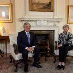 Întâlnire între Antonio Tajani și Theresa May, la Londra: Am convenit să lucrăm împreună pentru a rezolva problema drepturilor cetățenilor UE odată cu Brexitul