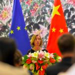 VIDEO. Din Beijing, Federica Mogherini face apel la cooperare între UE și China pentru reducerea tensiunilor cu Coreea de Nord: Avem o responsabilitate comună