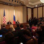 VIDEO. Atacul chimic din Siria, diferend între Rex Tillerson și Seghei Lavrov. SUA: Este clar că a fost planificat de Assad/ Rusia: Nu am fost convinși de dovezi