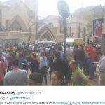 UPDATE. Atacuri teroriste în Egipt: Bilanțul a ajuns la 44 de morți și peste 100 de răniți. Președintele a decretat stare de urgență pe o perioadă de trei luni