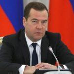 Premierul rus Dmitri Medvedev acuză SUA: Noile sancțiuni înseamnă un adevărat război comercial cu Rusia