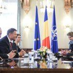 Klaus Iohannis, întâlnire cu președintele Bundestag-ului: România este un stat profund pro-european. Oficialul german: Recuperarea competențelor naționale prin slăbirea UE, o iluzie prezentată de politicieni