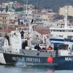 Polițiștii de frontieră români au salvat 46 de refugiați sirieni în apele Mării Egee