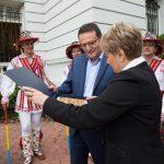 Galerie foto. Peste 3.000 de persoane au vizitat Ambasada României din Washington cu ocazia marcării a 10 ani de la aderarea României la UE
