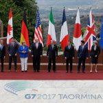 Întrevedere Emmanuel Macron – Theresa May în marja summitului G7. Franța și Marea Britanie se vor coordona în lupta contra terorismului