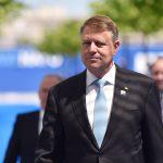 Klaus Iohannis reprezintă România la summitul NATO de la Bruxelles. În premieră, liderii euro-atlantici vor participa la o reuniune dedicată Mării Negre