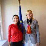 Eurodeputatul Claudia Țapardel, discuții cu comisarul european pentru piața internă, industrie, antreprenoriat și IMM-uri pentru relansarea turismului din România