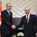 Preşedinţii Turciei, Rusiei şi Iranului se vor întâlni la Soci pentru a discuta despre situația din Siria