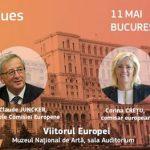 Președintele Comisiei Europene, Jean-Claude Juncker, în dialog cu cetățenii: Faptul că mulți tineri români pleacă din țară este regretabil. România are nevoie de acești tineri pentru a prospera