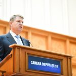 Klaus Iohannis participă luni la ședința solemnă a Parlamentului României dedicată omagierii Regelui Mihai I
