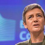 Comisarul european pentru concurență Margrethe Vestager vine în vizită în România