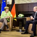 Angela Merkel Merkel, vizită în Rusia: Nu mă tem de implicarea hackerilor ruşi în alegerile din Germania