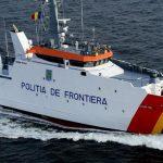 Poliţiştii de frontieră români din Marea Egee au salvat 38 de persoane aflate într-o ambarcaţiune supraîncărcată
