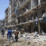 Bombardamente ale regimului sirian în Ghouta. Turcia îi cere comunității internaționale să oprească masacrul