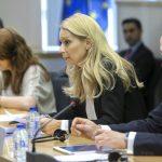 VIDEO Europarlamentarul Daciana Sârbu (PSD, S&D) a găzduit o conferință la Bruxelles privind rolul nutriției în tratamentele împotriva cancerului