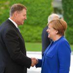 """Klaus Iohannis la Berlin: """"Nu este cazul să optăm între UE și NATO sau între UE și SUA. Acest lucru este imposibil"""""""