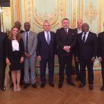 Delegație CCIR, vizită de lucru la Paris.  Piața investițională din Franța – în atenția oamenilor de afaceri români