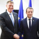 Preşedintele Franţei Emmanuel Macron, aşteptat la Bucureşti în 24 august