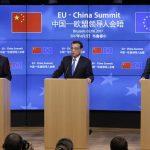 Summitul UE-China, încheiat fără o declarație comună privind schimbările climatice din cauza divergențelelor comerciale