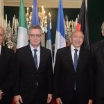 Întâlnire trilaterală între miniștrii de interne ai Italiei, Germaniei și Franței. Cei trei oficiali cer un cod de conduită pentru ONG-urile care salvează migranți
