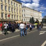 Manifestații la Moscova. Cetățenii ruși au ieșit în stradă pentru a protesta împotriva întăririi restricțiilor asupra internetului