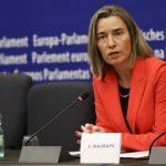 Federica Mogherini s-a oferit să medieze negocierile dintre guvernul irakian și oficialii kurzi în încercarea de a detensiona situația