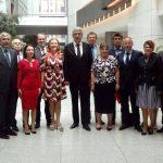 Eurodeputatul Claudia Țapardel (S&D, PSD): Premierul Mihai Tudose și membrii guvernului prezenți la Bruxelles au reiterat angajamentele României față de partenerii europeni
