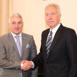 Ministrul Apărării s-a întâlnit cu ambasadorul SUA după anunțul privind vânzarea de rachete Patriot către România