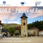 "VIDEO ""Agora – Future of Europe"": Romanian citizens debated and voted Romania's future in the EU in Piatra Neamț"