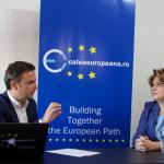 Rovana Plumb, ministrul delegat Fonduri Europene: Până la sfârșitul anului vor intra în România cinci miliarde de euro