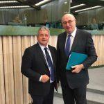 Europarlamentarul Daniel Buda: Comisia Europeană sprijină producătorii locali din România în procesul de creștere a numărului de certificate de calitate