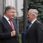 Secretarul SUA al Apărării, prezent în Kiev de Ziua Independenței Ucrainei pentru a discuta problema livrării de arme. Trupe NATO participă la paradă